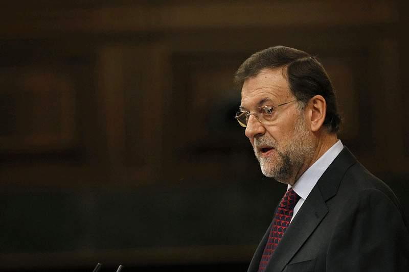 Rajoy dava a Bola de Ouro a Casillas