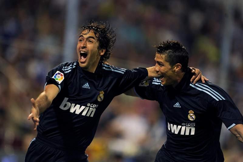 Ronaldo contente por ter jogado de novo com Raúl