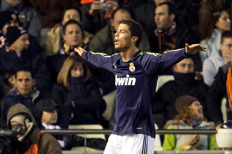 Ronaldo chega aos 300 golos