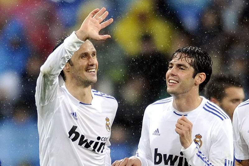 Ricardo Carvalho e Kaká pretendidos em Milão