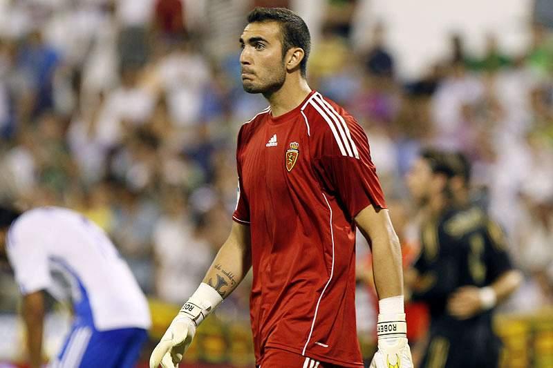 Roberto é hipótese para substituir Casillas