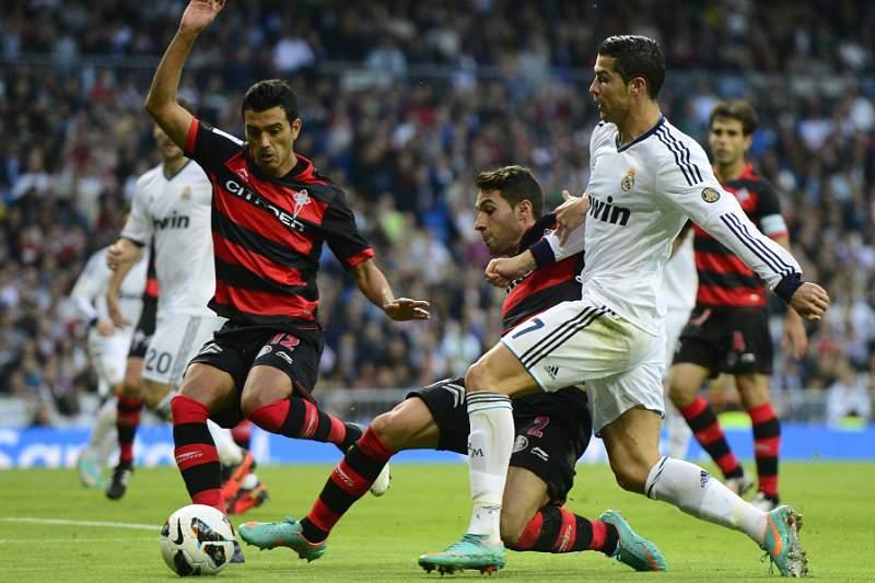 Ronaldo preocupado com lesão de Hugo Mallo