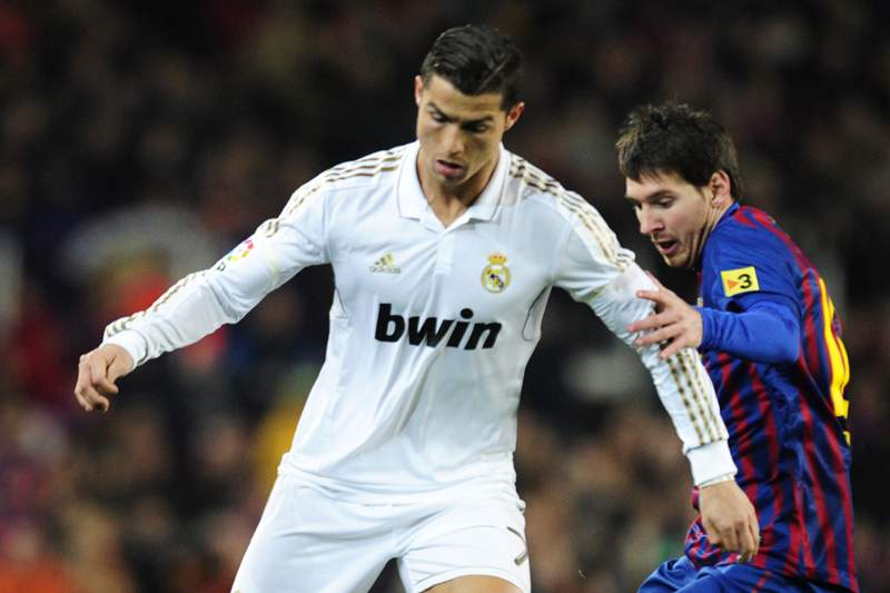 «Messi e eu somos colegas, mas não amigos»