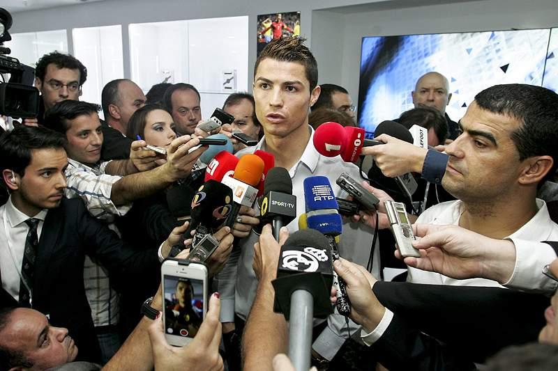 500 jornalistas e 200 fotógrafos esperados em Lisboa