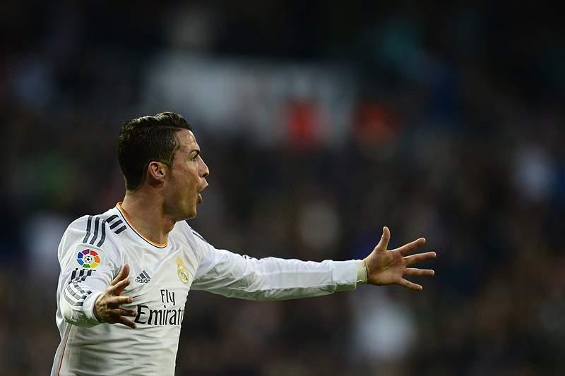 Federação espanhola abre inquérito a Ronaldo e Sergio Ramos