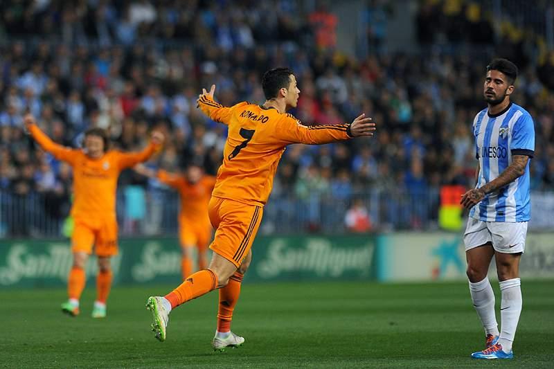 Ronaldo volta a salvar o Real Madrid