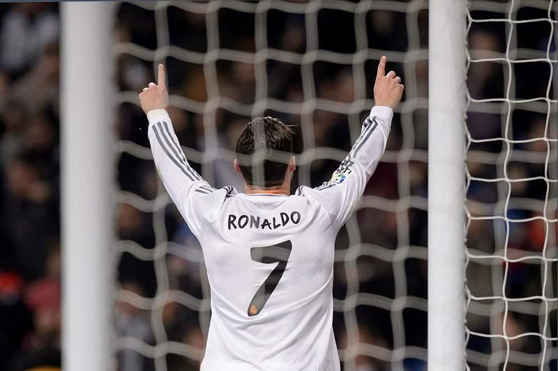Real Madrid vence Celta de Vigo com bis de Ronaldo