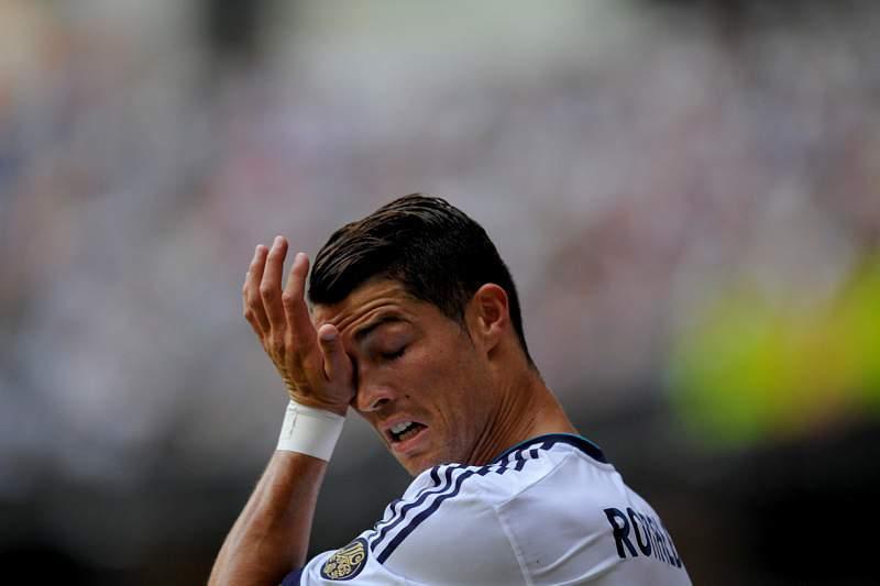 Ronaldo chega aos 200 golos de 'blanco'