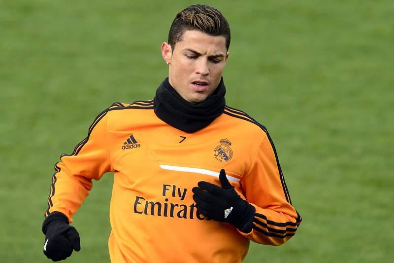 Ronaldo está cansado mas joga frente ao Valladolid