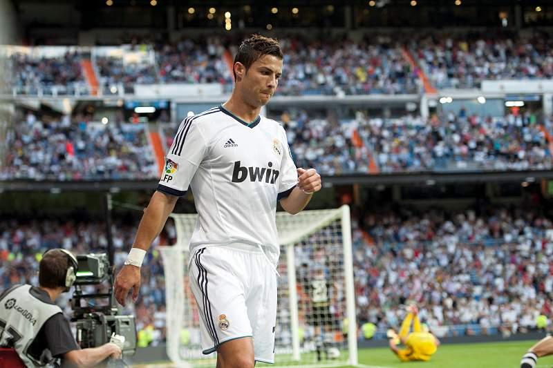 Ronaldo reage à provocação de Blatter