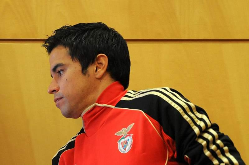Saviola despediu-se esta semana do Benfica