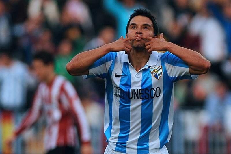 Saviola dá vitória ao Málaga