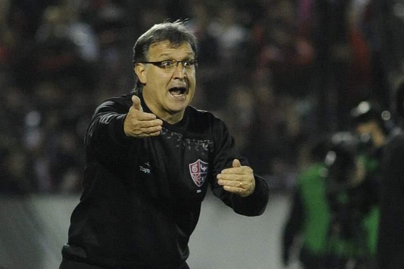 Argentino Tata Martino é o eleito