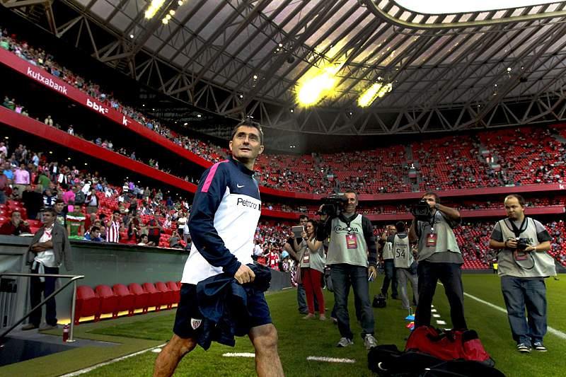 Athletic vence Celta de Vigo na estreia do novo San Mamés