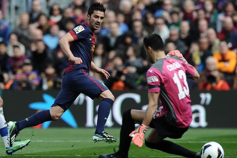 Barcelona presenteia Getafe com meia dúzia