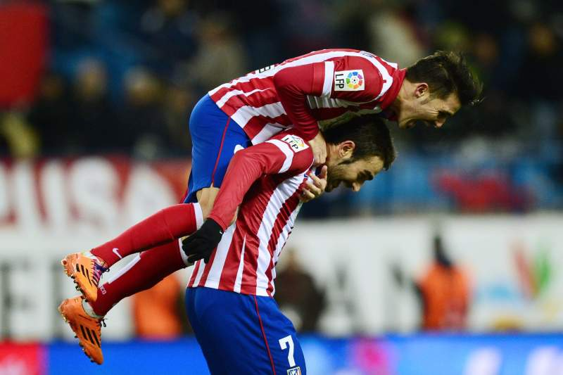 Atlético de Madrid dá sete, depois dos quatro do «Barça e dos cinco do Real