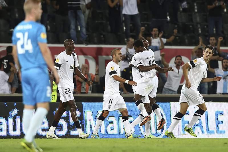Guimarães salva, e em grande, noite lusa na Liga Europa