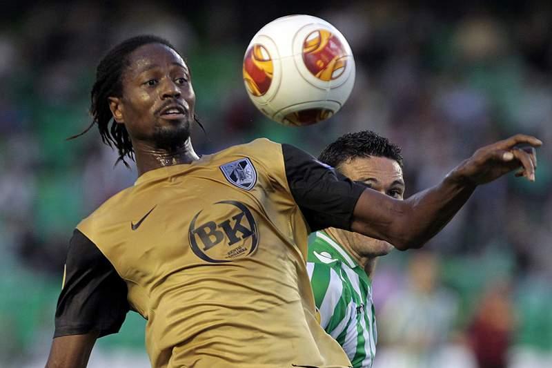Abdoulaye falha joga com FC Porto