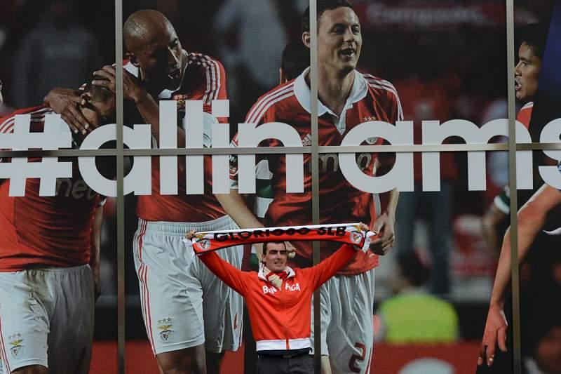 As boas memórias do Benfica em Amesterdão