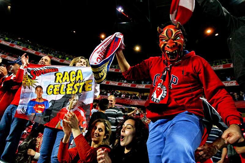 Benfica reforça posição como maior clube do Mundo em número de sócios