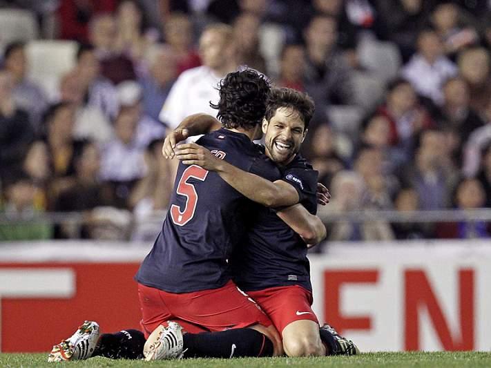 Atlético de Madrid é favorito