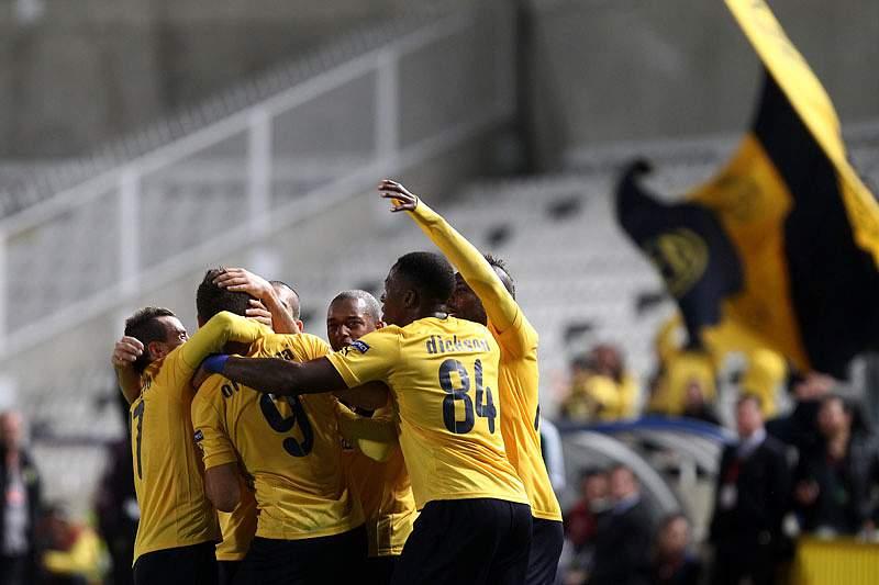 Marselha perde com AEL Limassol