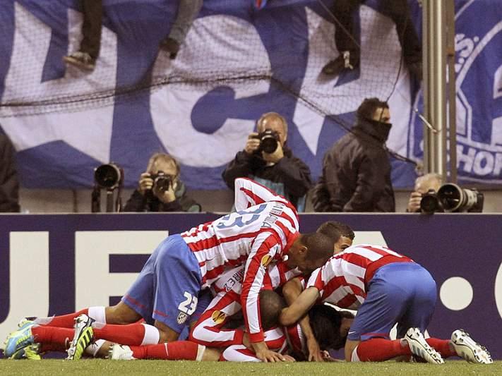 Atlético de Madrid vence Espanhol