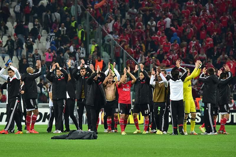 Benfica vai ser recebida na Câmara Municipal de Lisboa