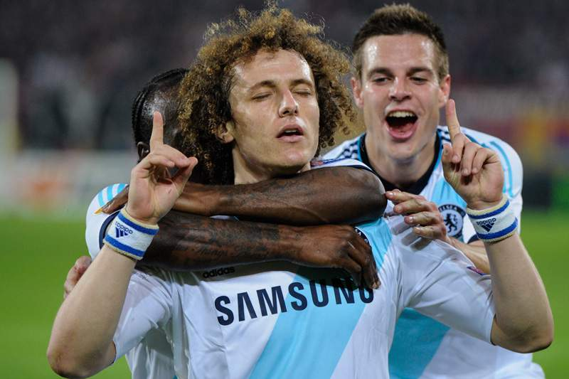 «David Luiz? Estão a perder o seu tempo»