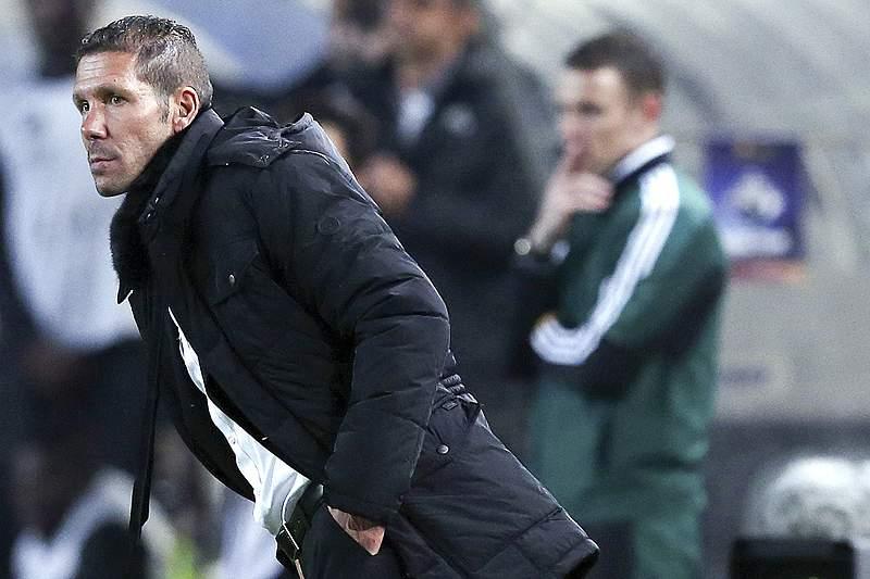 Atletico Madrid deixa empate nas Baleares