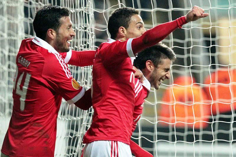 Benfica já arrecadou 13,6 milhões de euros