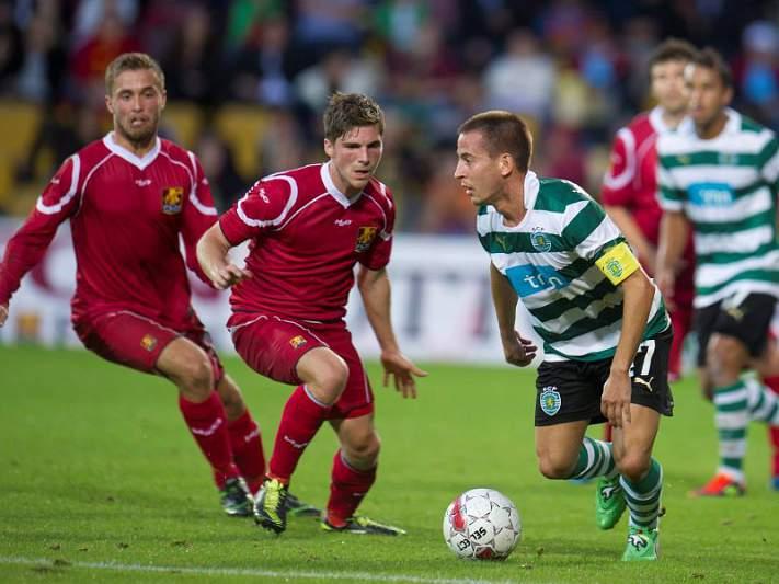 Nordsjaelland perde antes da visita ao Sporting
