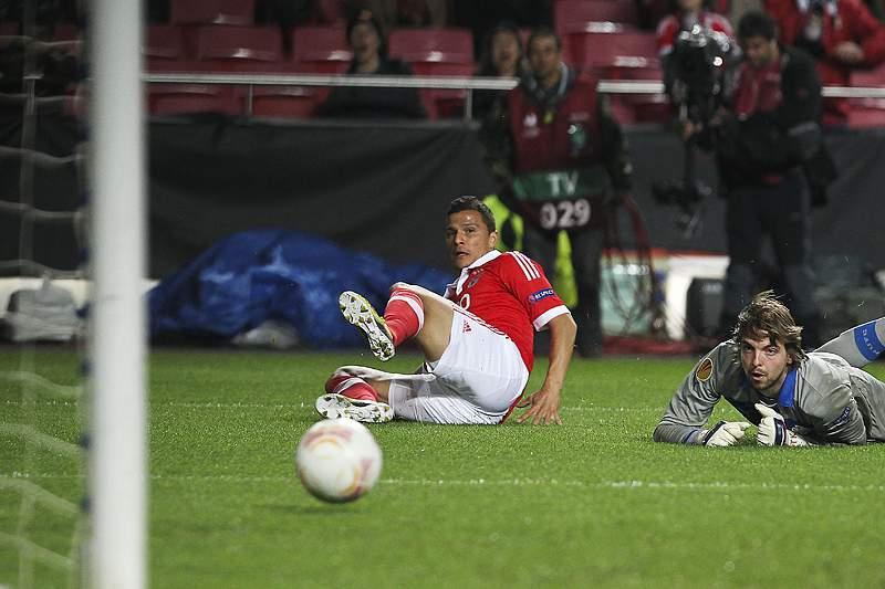 Desde 1990 que o Benfica nao está numa final europeia