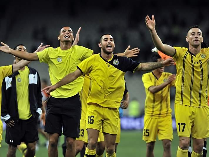 Maccabi Telavive de Paulo Sousa perto do apuramento