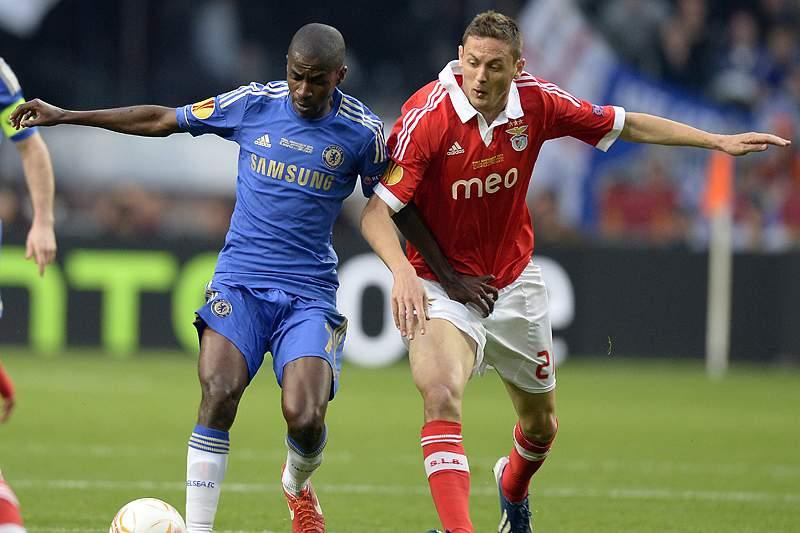 Matic pode falhar jogo com FC Porto