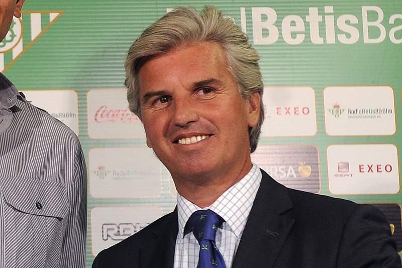 Presidente do Betis diz que jogo com o Vitória «duplamente importante»