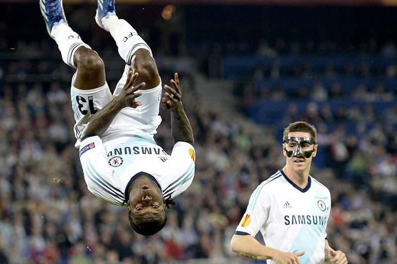 Chelsea com final praticamente garantida