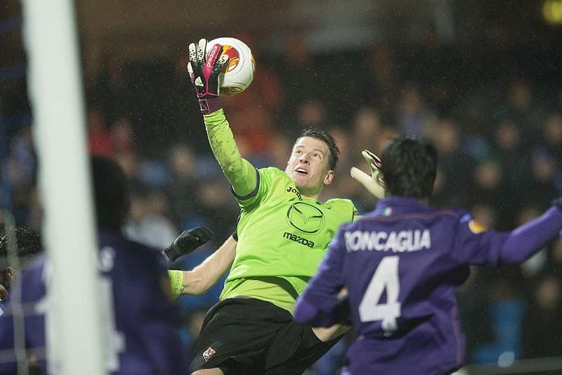 Fiorentina vence na Dinamarca por 3-1