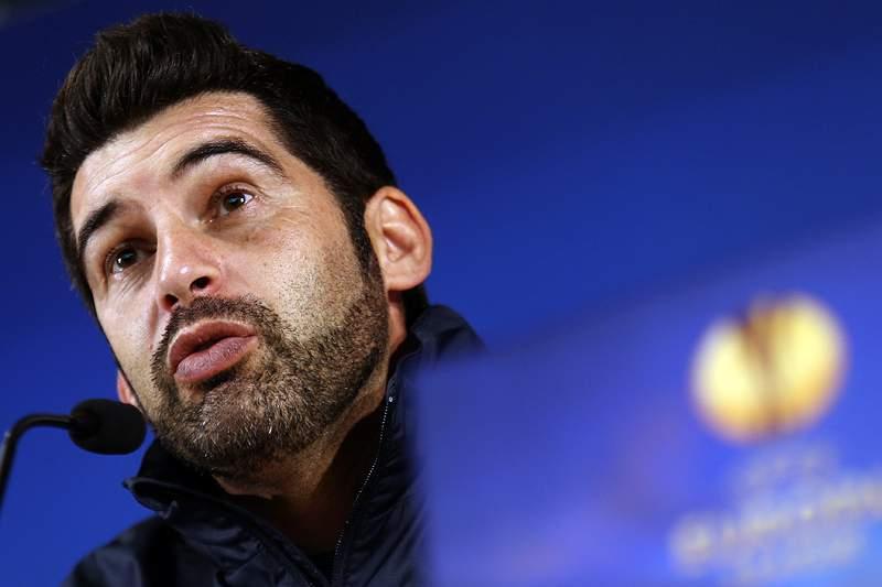 «Não ter vencido em casa na Champions não nos apoquenta»
