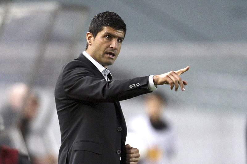 Pedro Emanuel é o treinador do Arouca