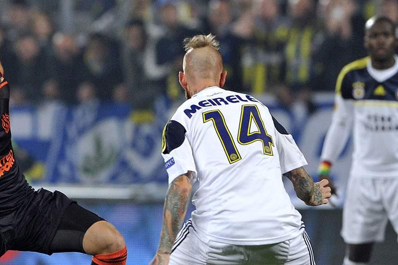 Fenerbahçe derrotado antes de receber o Benfica