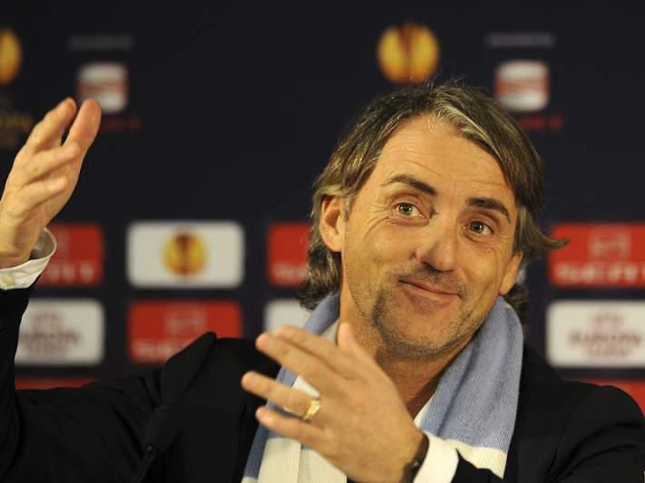 Mancini prefere pensar que está 0-0