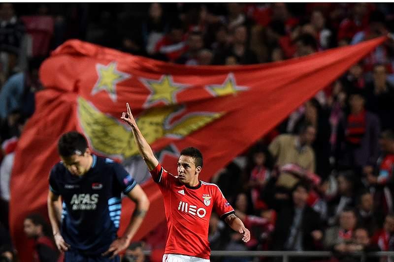 Benfica sonha com a décima final europeia