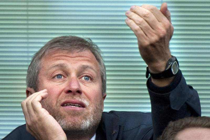 Milionário Abramovich já realizou o sonho 'blue'