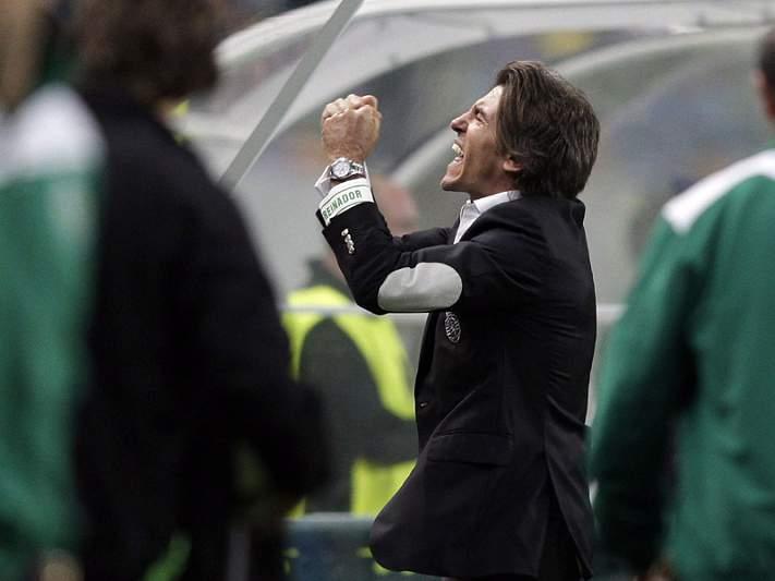Feyenoord é hipótese para o Sporting