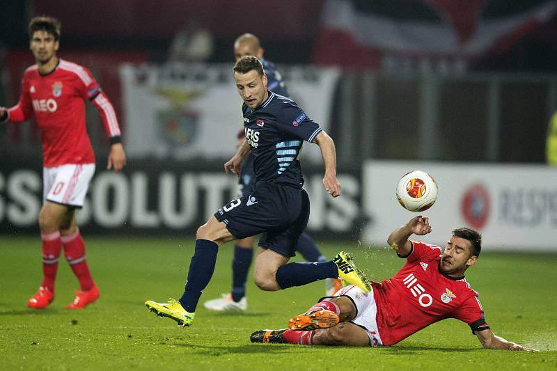 Benfica joga com o olho nas meias-finais