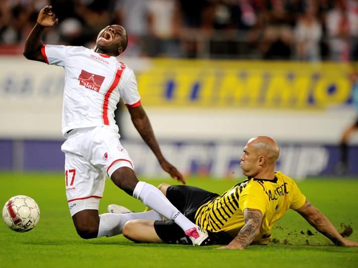 UEFA estuda cenários para integrar Sion