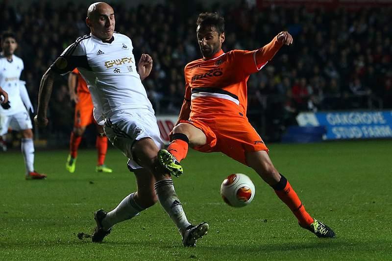 Swansea City confirma que polícia foi chamada para intervir num treino