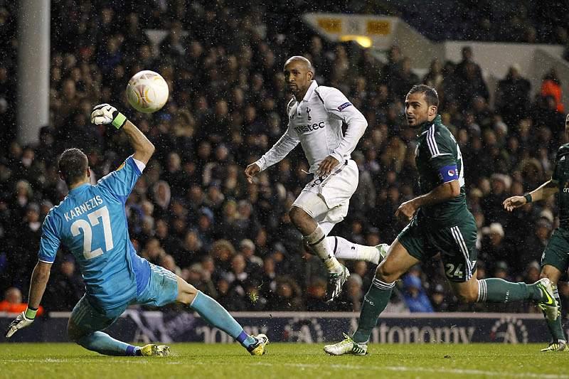 Tottenham vence Panathinaikos por 3-1
