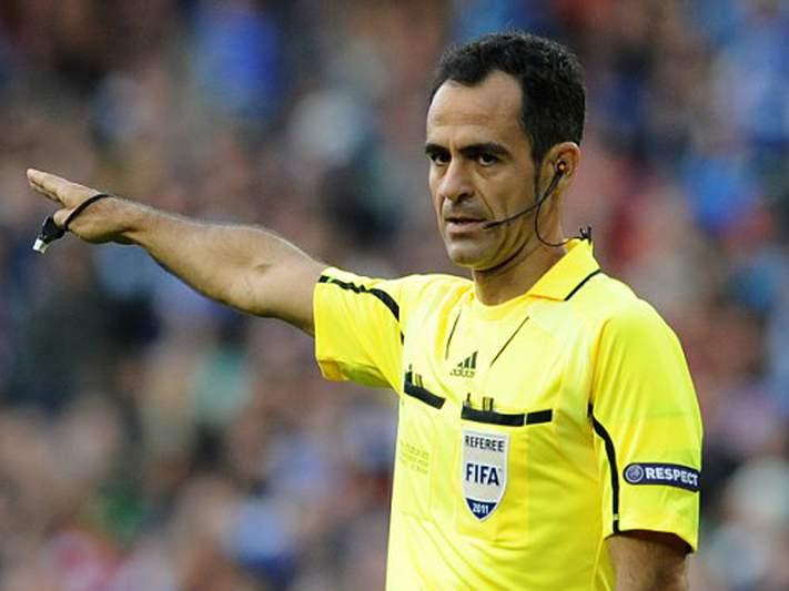 Velasco Carballo apita Sporting-Manchester City